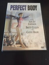 PERFECT BODY DVD GYMNASTICS AMY JO JOHNSON  CATHY RIGBY