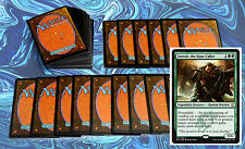 mtg GREEN DECK Magic the Gathering rare cards lot surrak CLEARANCE