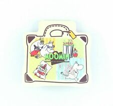 MOOMIN STICKY NOTEPAD 50 SHEETS /MEMO PAD/CUTE PAPER/SMALL NOTE/DIE-CUT #B