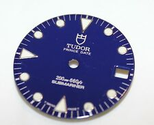 "Tudor Oyster Prince Blue Submariner men""s dial 26 mm."