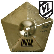 "15"" Wuhan LINEAR effects Crash Cymbal WUL15 - Traditional"