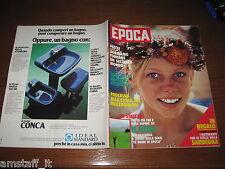 RIVISTA EPOCA 1978 N.1451=REINHOLD MESSNER=LA STORIA DELLA COCA COLA=GUIDA GOLF=