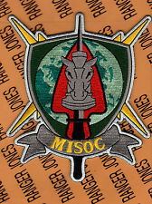 US Army Military Information Support Operations Cmd Airborne USASOC MISOC patch