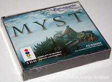 3DO VIDEOSPIEL/VIDEOGAME: # MYST (DEUTSCHE/GERMAN VERSION!) # *NEUWARE/BRAND NEW
