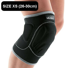 VULKAN PADDED KNEE SUPPORT PROTECTOR PADS GUARDS BRACE VOLLEYBALL MMA WRESTLING