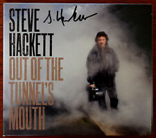Steve Hackett – Out Of The Tunnel's Mouth Special Edition CD – Signed – Mint