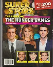 SUPER STARS Magazine 2013,The Stars Of THE HUNGER GAMES,More Than 200 PHOTOS INS