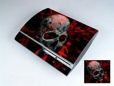 Skull 251 Vinly Skin Sticker Cover Protector for Sony PS3 PlayStation 3