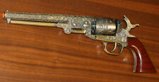 Colt 1851 Navy Revolver NON-FIRING Replica Pistol Prop Gun Reproduction Display