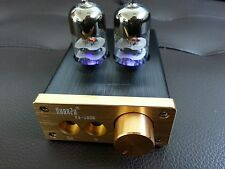 Douk Audio HiFi 6J9 Tube Integrated Amplifier Mini High-current Headphone amp