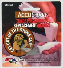 FORTUNE PRODUCTS 003 Accusharp Replacement Blades Blister Pack *