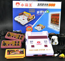 Subor D99  Classic Retro 8 Bit Family Computer '500 +100' Games Player Console