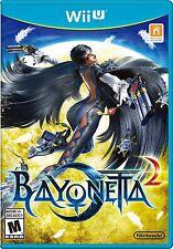 NEW Bayonetta 2 (Nintendo Wii U, 2016)