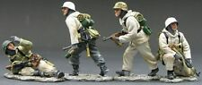 KING & COUNTRY BATTLE OF THE BULGE BBG006 GERMANS CROSSING THE ROAD MIB