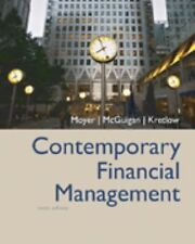 Contemporary Financial Management: Thomson One, Business School Edition