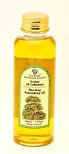 Healing Anointing Oil Cedar of Lebanon 100 ml - 3.4fl oz.From Holyland Jerusalem