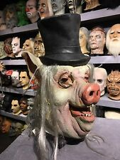 RARE Illusive Concepts POSH PIG Halloween Mask Vintage PMG Not Don Post Hog