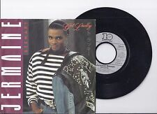 "Jermaine Stewart, Get Lucky, VG/VG+ 7"" Single 0970-9"