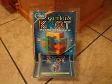 2005 THINKFUN--GORDIAN'S KNOT BRAINTEASER CHALLENGE PUZZLE (NEW)