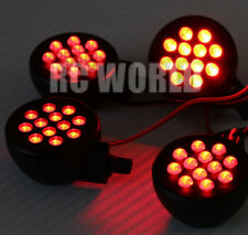 RC Drone, Truck, Car, Helicopter, Boat  LIGHT SYSTEM POWERFUL 48 LED LIGHTS RED