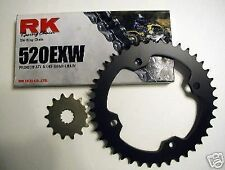 RK Chain and JT Sprocket Kit Yamaha Raptor 700 06-14