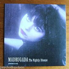 MADRUGADA – The Nightly Disease  Promo CD  Virgin – CDVIRDJ135