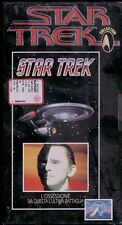 STAR TREK classic collection vhs 38 l'ossessione-questa l'ultima battaglia NEW
