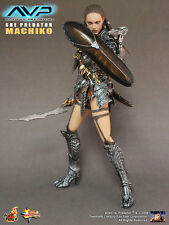 HOT TOYS 1/6 AVP ALIEN VS PREDATOR MMS74 SHE MACHIKO MASTERPIECE ACTION FIGURE