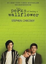 The Perks of Being a Wallflower by Stephen Chbosky (2012, Paperback, Movie...