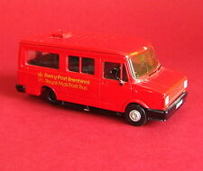 Roxley Smith Models 1/43 Leyland Sherpa Royal Mail Post Bus Wales Very Good