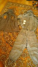 NOS VTG 1987 SOVIET MISSILE ROCKET TROOPS SUIT KR-3 JACKET PANTS VEST HEIGHT 5