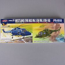 1:144 Fujimi Westland Lynx Royal Navy Royal Army Dutch Navy Bausatz Kit NEU
