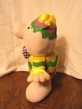 Ziggy Happy Easter Egg Costume Plush 11""