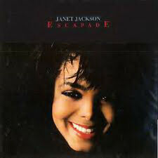 Janet Jackson, Escapade, NEW/MINT US import 6 track 12 inch vinyl single