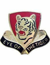 0219 Support Group Unit Crest (Eye Of The Tiger)