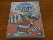 KNIGHTS OF THE ZODIAC VOL 1 DVD *NEW AND SEALED*