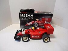 Boss  'Hugo Boss Indy RC  Race Car'  Remote Control 27 MHZ