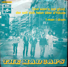 Single / THE MADCAPS / GEORG DANZER / AUSTRIA / RARITÄT /
