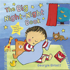 The Big Night-night Book by Georgie Birkett (Board book, 2009)