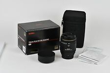 Sigma 70mm F/2.8 EX DG Macro Lens for Nikon