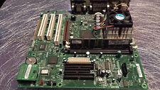 IBM 89P8010  Motherboard w/ CPU, Heatsink, Fan, 256MB RAM TESTED