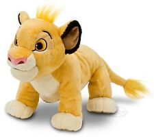 Disney Store The Lion King SIMBA Premium Plush Large Stuffed Doll Ultra Soft NEW