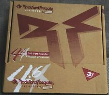 NOS made USA Old School Rockford Fosgate RFG4446 Hi-Fi for your door speakers