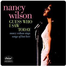 Guess Who I Saw Today - Nancy Wilson (CD Used Very Good)
