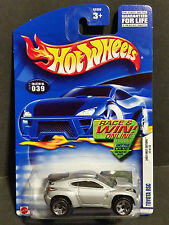 2002 Hot Wheels #039 First Editions 27/42 : Toyota RSC - 52930