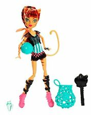 TORALEI STRIPE MONSTER HIGH DOLL GHOUL SPORTS