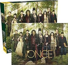 Once Upon A Time Cast 1000 piece jigsaw puzzle  510mm x 690mm  (nm)