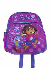 "A03979 Dora the Explorer Small Backpack 12"" x 10"""