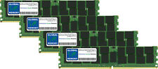 128GB 4x32GB DDR4 2400MHz PC4-19200 288-PIN ECC REGISTERED RDIMM SERVER RAM KIT