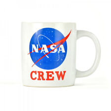 Boxed Ceramic Mug - Nasa Space Crew Mug. Space gift